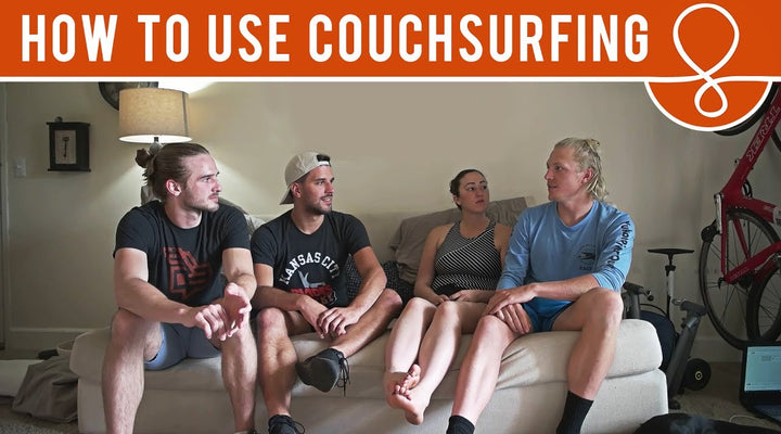 How to Be a Pro at Couchsurfing to Stay Anywhere for FREE
