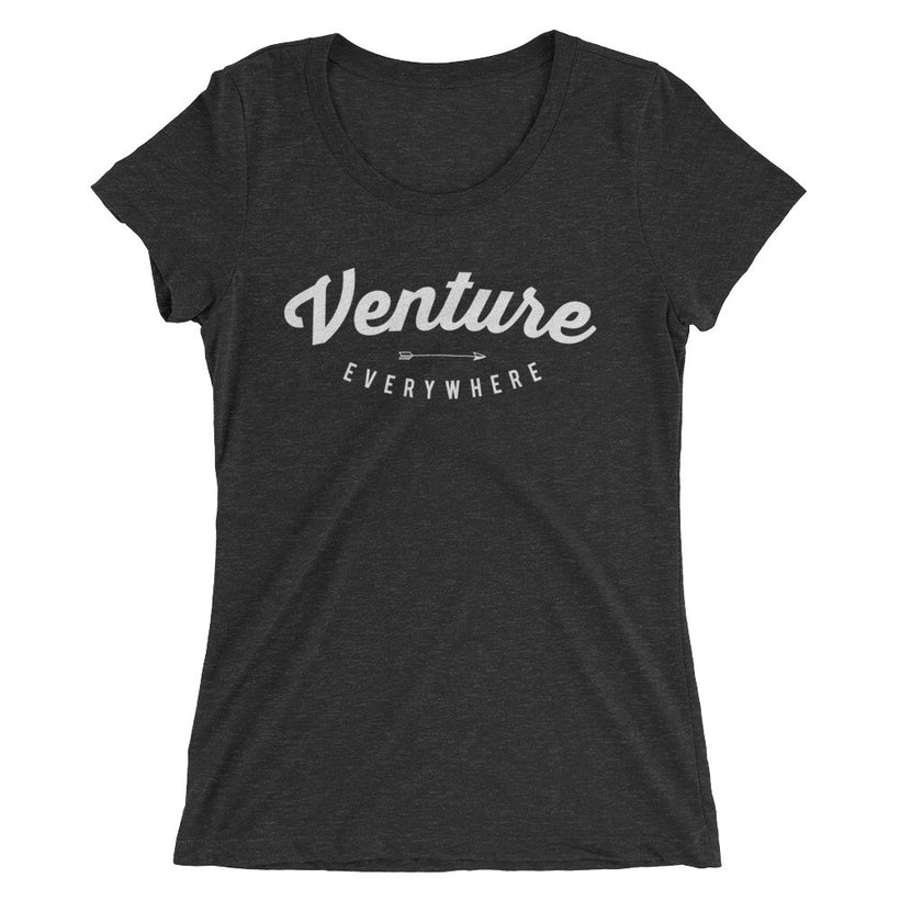 Ladies' Venture Everywhere True Tri-Blend t-shirt