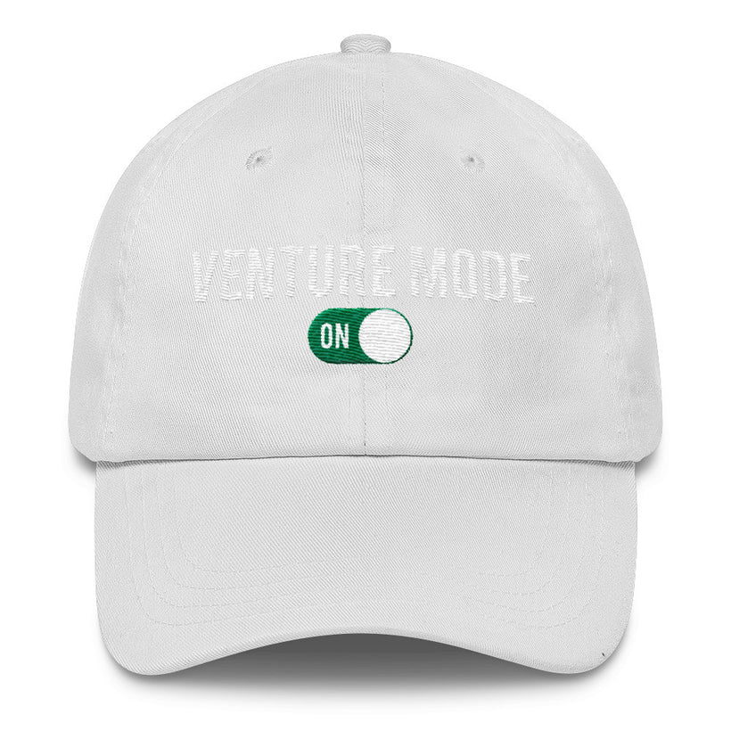 Venture Mode On Classic Ball Cap