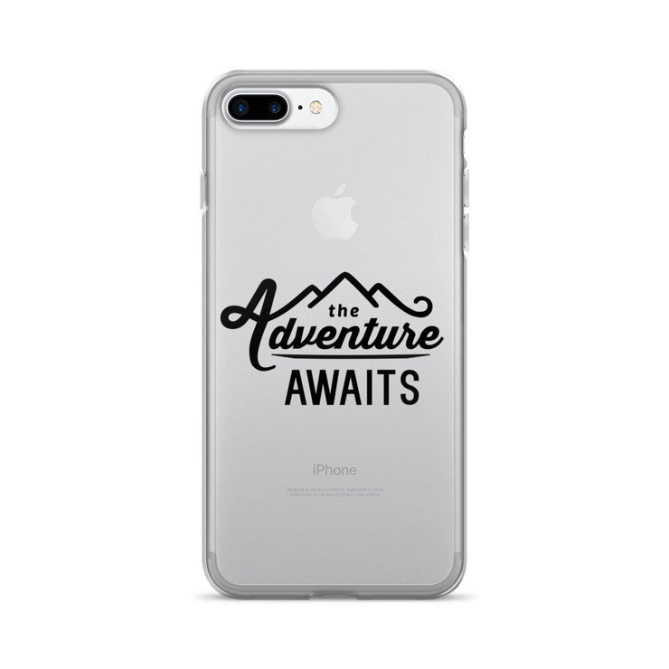 The Adventure Awaits iPhone 7/7 Plus Case