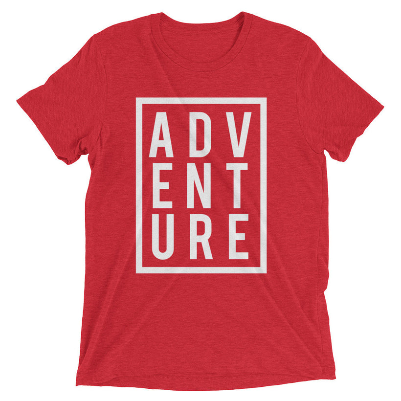 ADVENTURE True Tri-Blend t-shirt