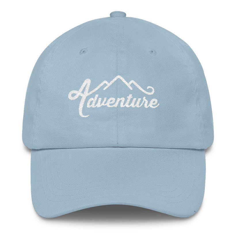 Adventure With Mountain Classic Ball Cap