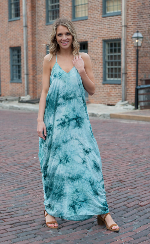 Tatshiana Cocoon Maxi Dresses - IV Collection