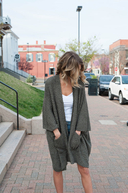 Mara Super Soft Cardigan Outerwear - IV Collection