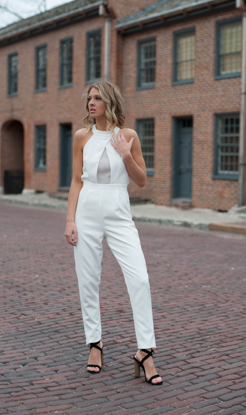 Larissa Jumpsuit Rompers - IV Collection