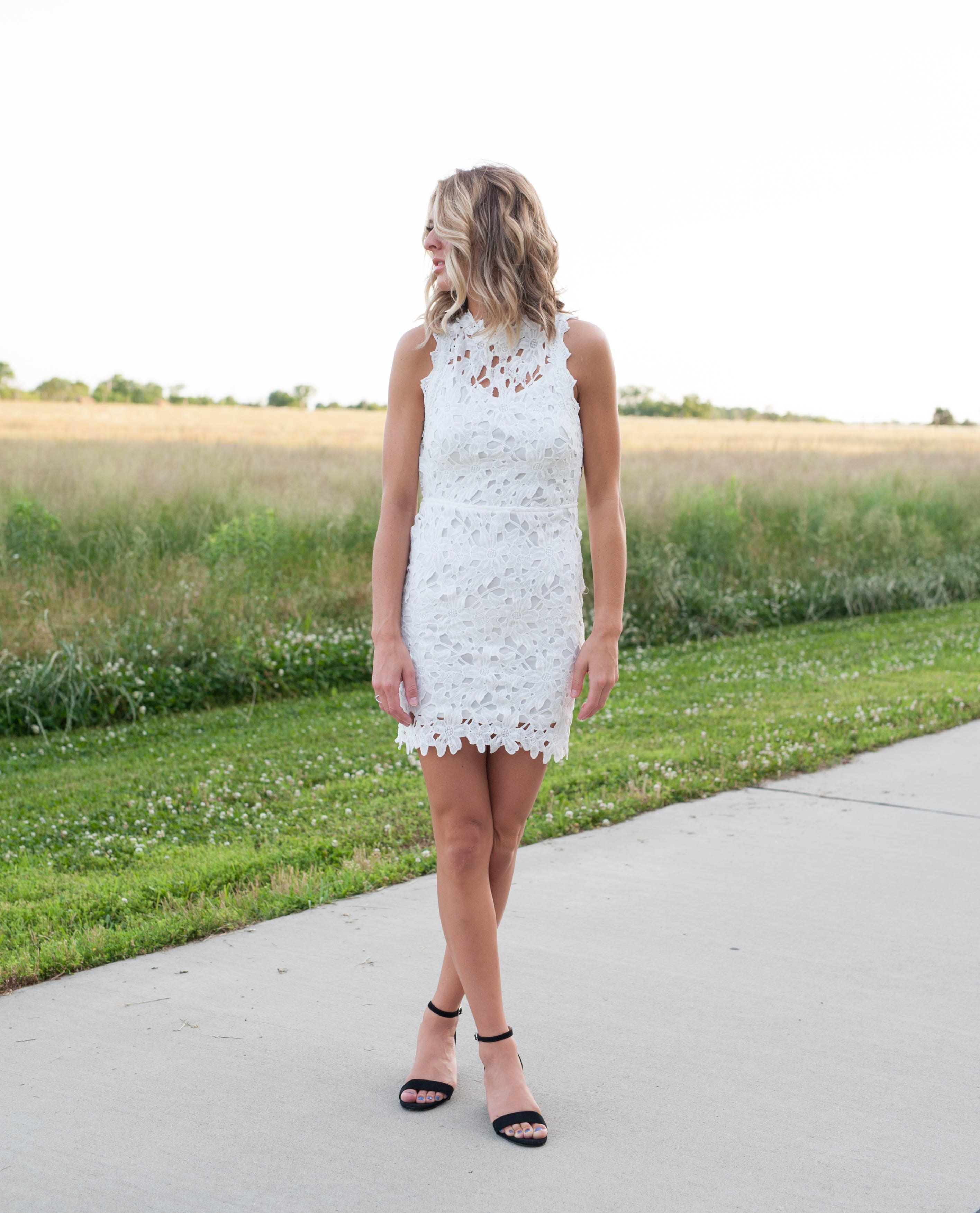 Lovers Lace Dress Dresses - IV Collection
