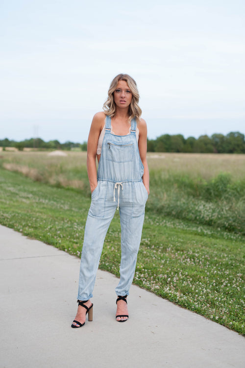 Lexi Overalls Bottoms - IV Collection