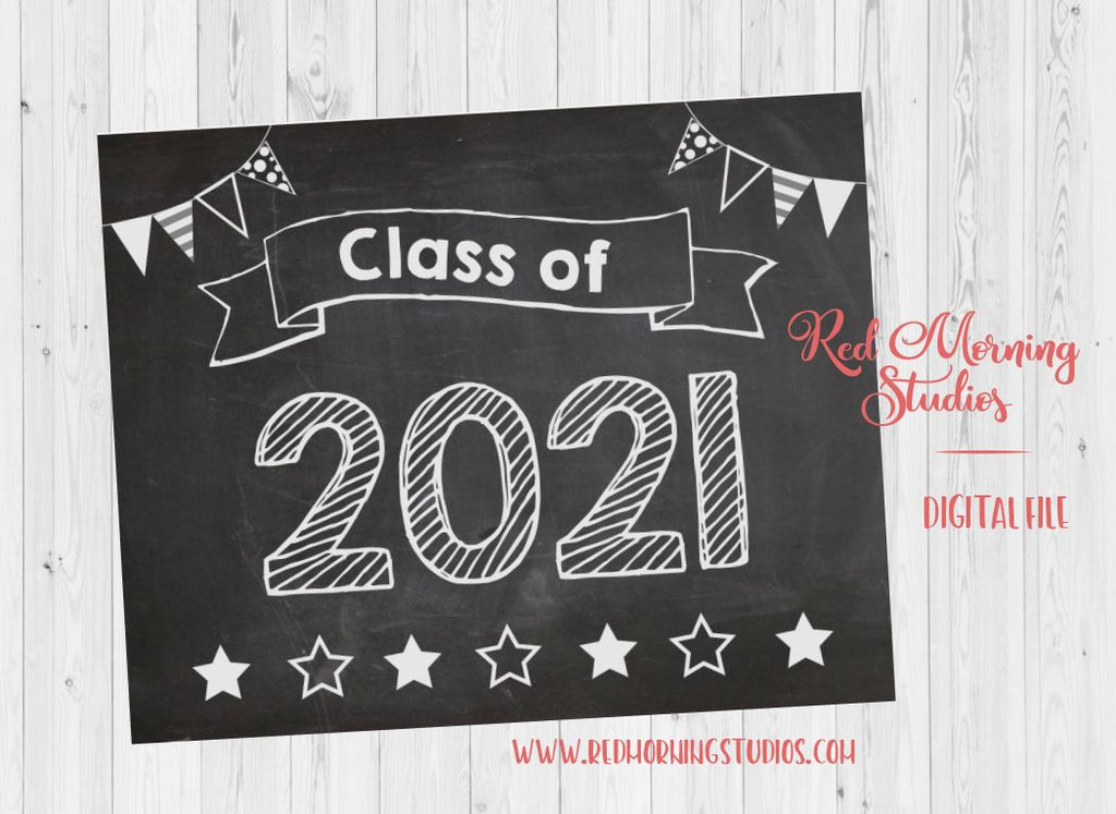 Class of 2021 sign. First Day of 10th Grade sign. PRINTABLE INSTANT DOWNLOAD. First day of school. 1st day of Sophomore year