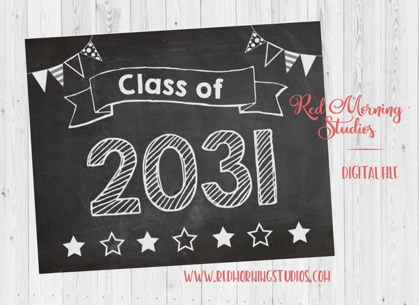 Class of 2031 sign. Last Day of preschool. PRINTABLE. End of school. 1st day of kindergarten. teacher photo prop. end of year activity. prekClass of 2031 sign. First day of Kindergarten sign. PRINTABLE. 1st day of kindergarten. 1st day of school sign. school growth photo