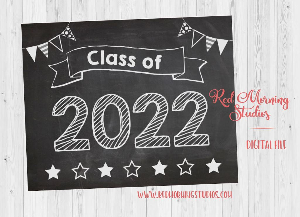 Class of 2022 sign. First Day of 9th grade sign. PRINTABLE. 1st day of high school. First day freshman year photo.
