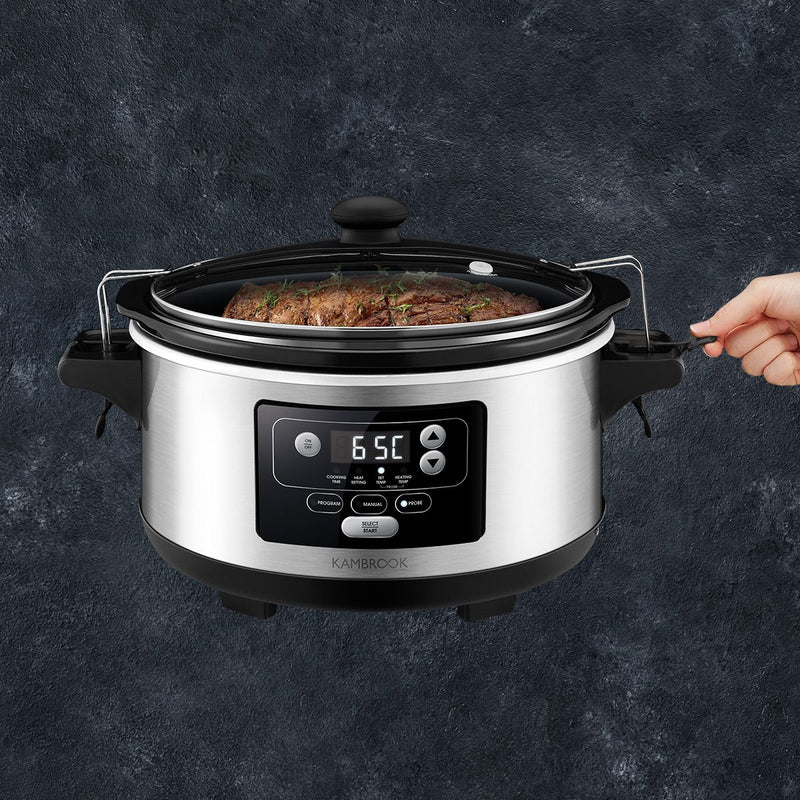 Temp Control™ Slow Cooker
