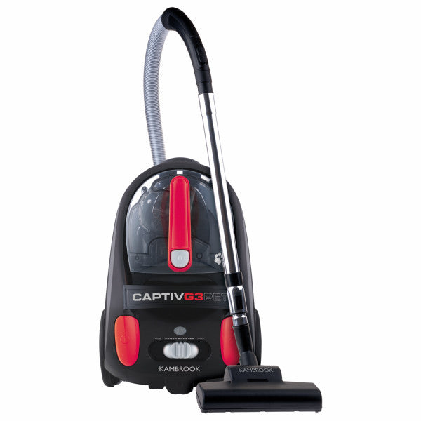 CaptivG3Pet Cyclonic Bagless Vacuum Cleaner