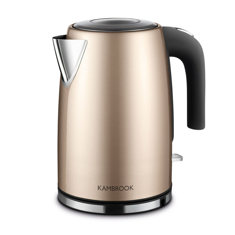 Deluxe Collection 1.7L BPA Free Stainless Steel Kettle