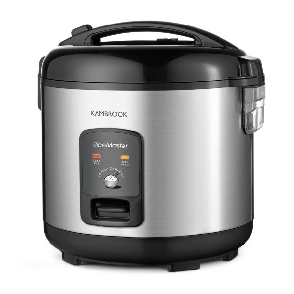 Rice Master 10 Cup Rice Cooker & Steamer