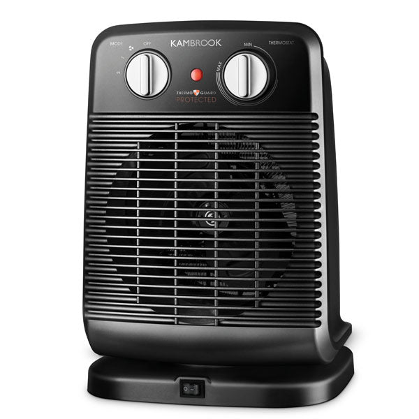 2400W Oscillating Fan Heater