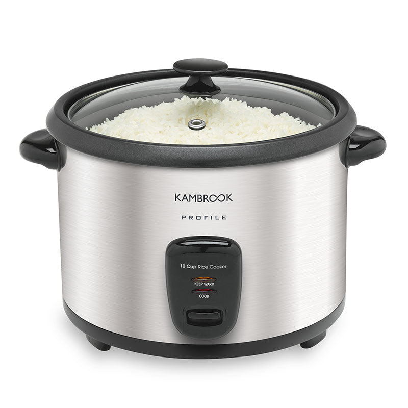 Profile 10 Cup Rice Cooker