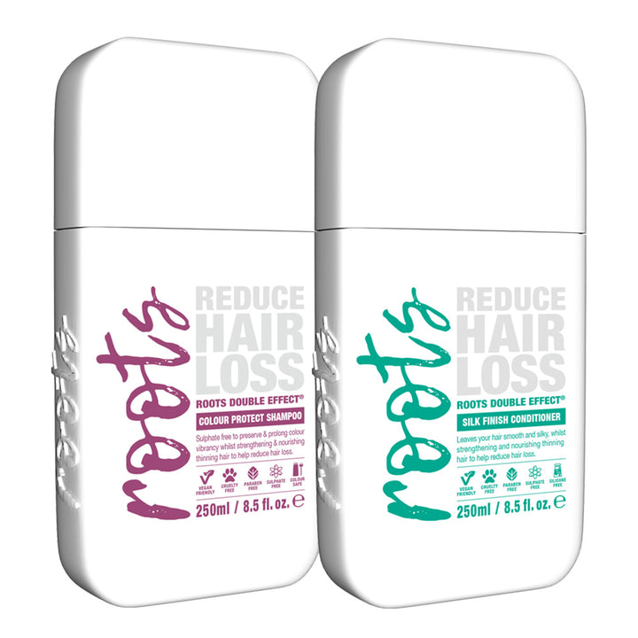 Perfect Pairs | Colour Protect Shampoo & Silk Finish Conditioner