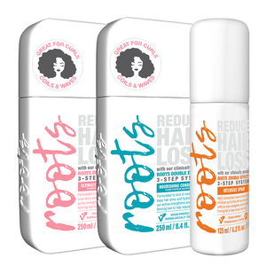 3 Step Hair Health | Curl Pack - AS USED BY DEMI SIMS AND CHLOE MEADOWS FROM TOWIE