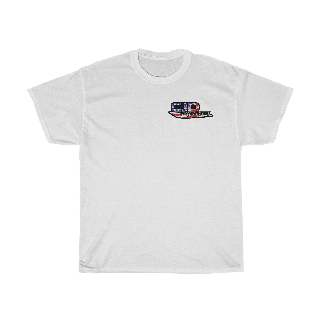 CJD Racing Flag T-Shirt