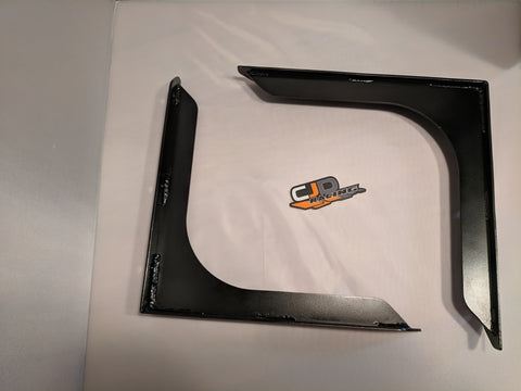 Low profile bed stiffeners