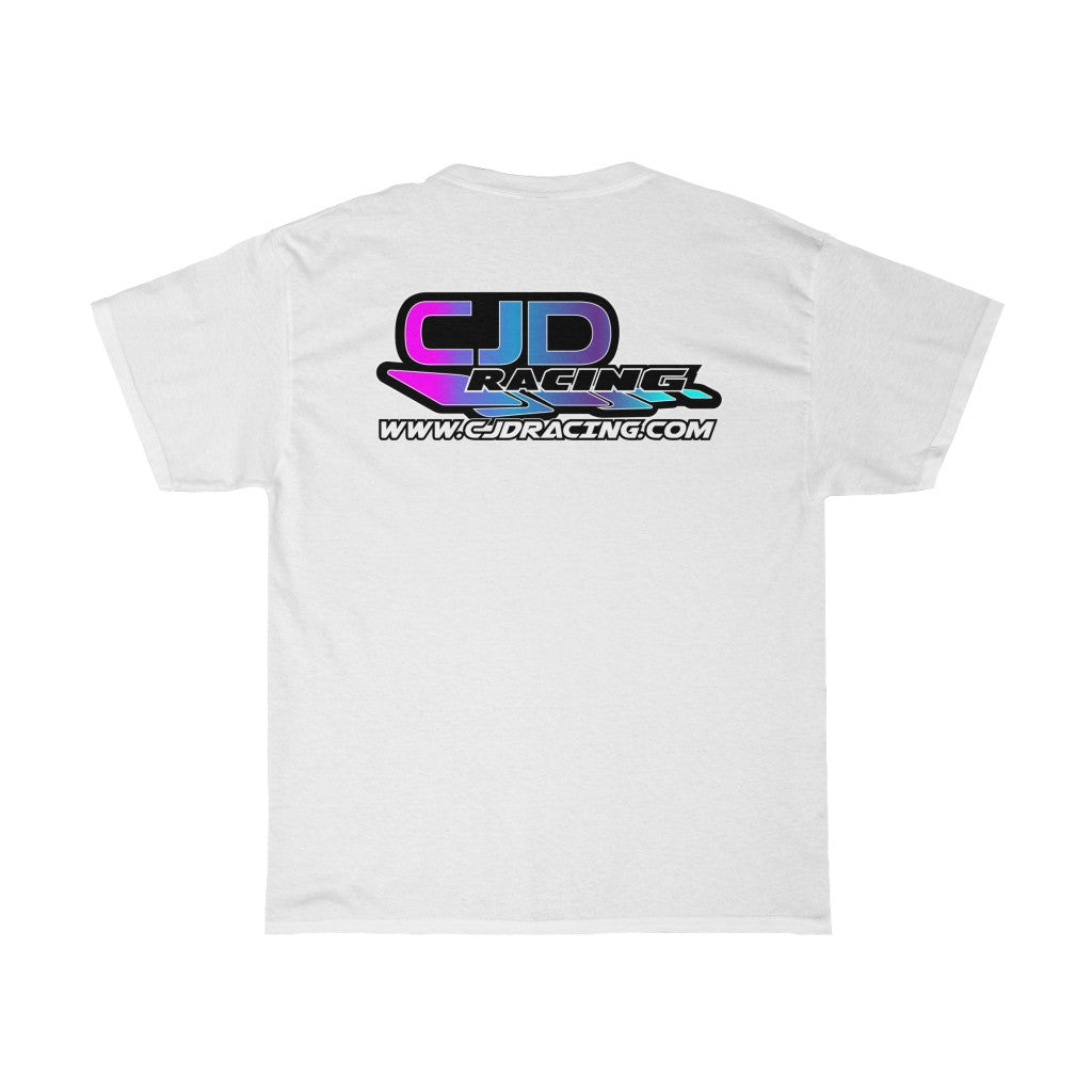 CJD Racing Retro T-Shirt