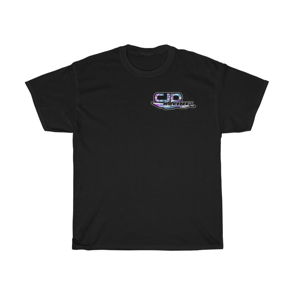 CJD Racing Retro Flag T-Shirt