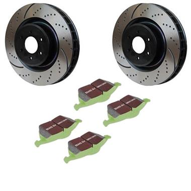 Stage 3 Truck and SUV Brake Kit