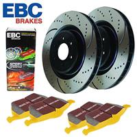 Stage 5 Superstreet Brake Kit