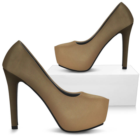 LORAH HIGH HEELS (TAN) BY ANG-BOI COLLECTION®