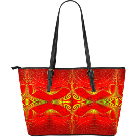 DEE LARGE LEATHER TOTE  Leather BY ANG-BOI COLLECTION ®USA