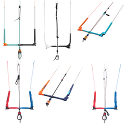 Kiteboarding Control Bars