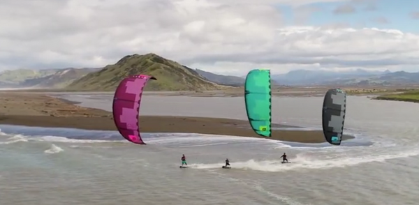 North Kiteboarding and Duotone Kiteboarding