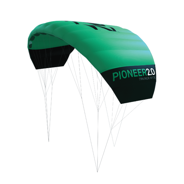 2021 North Pioneer Trainer Kite 2m