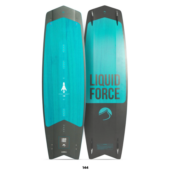 2019 Liquid Force SPACE CRAFT Kiteboard 144