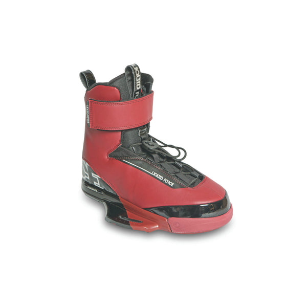 2019 Liquid Force LFK BOOT OX BLOOD UNISEX | Force Kite & Wake