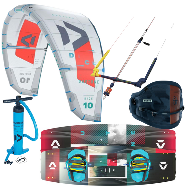 2020 Duotone Kiteboarding Package