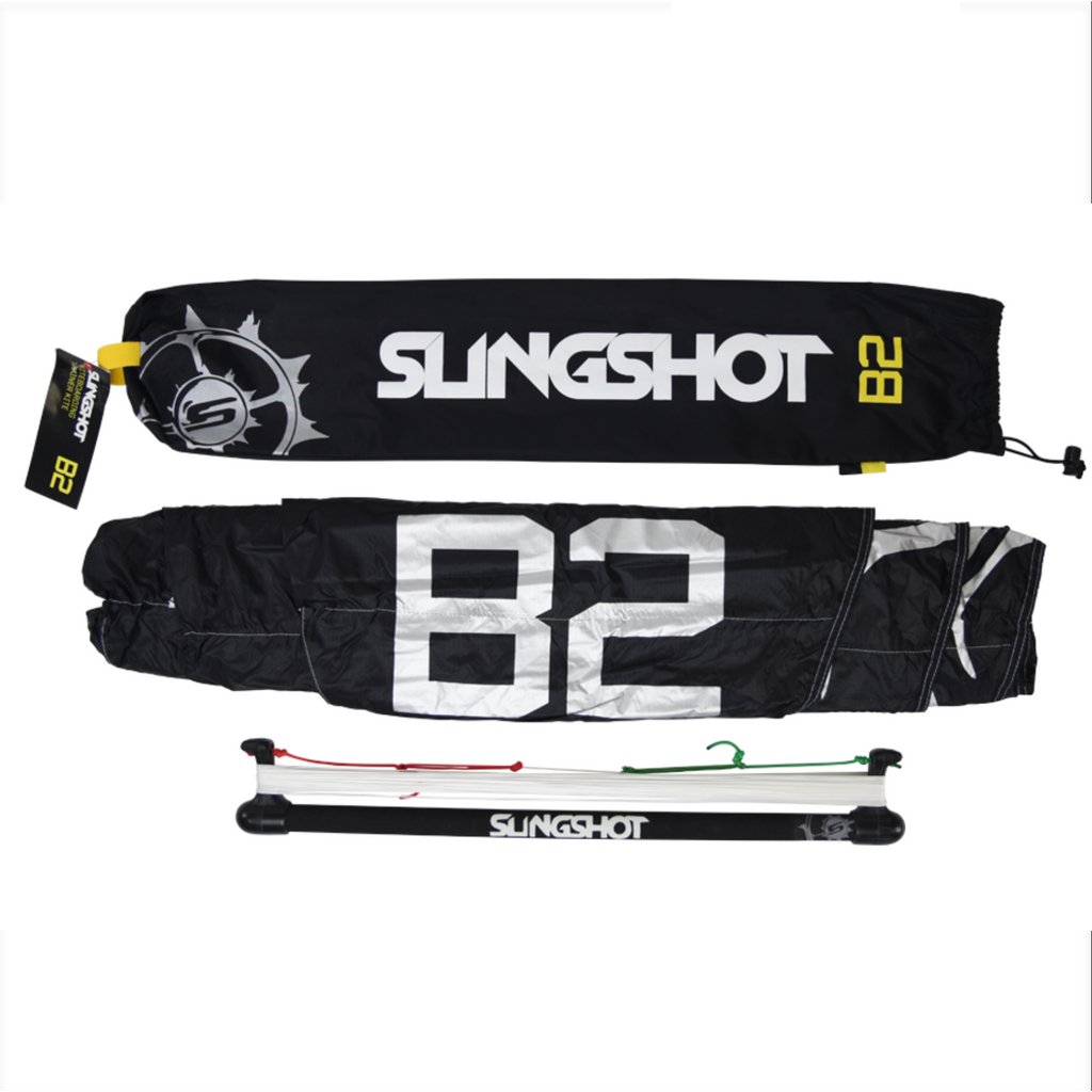 Slingshot B2 Kiteboarding Trainer Kite | Force Kite & Wake