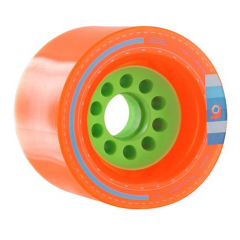 Evolve skate Orangatang Kegel WHEELS  orange 80mm /set/