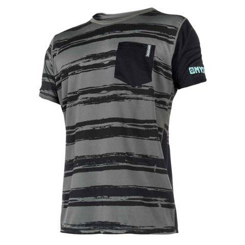 Mystic Majestic S/S Quickdry Grey | Force Kite & Wake