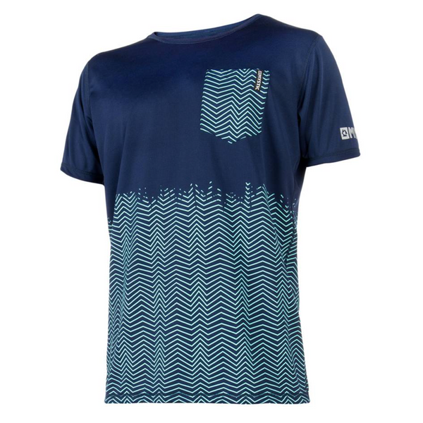 Mystic Voltage S/S Quickdry Navy | Force Kite & Wake