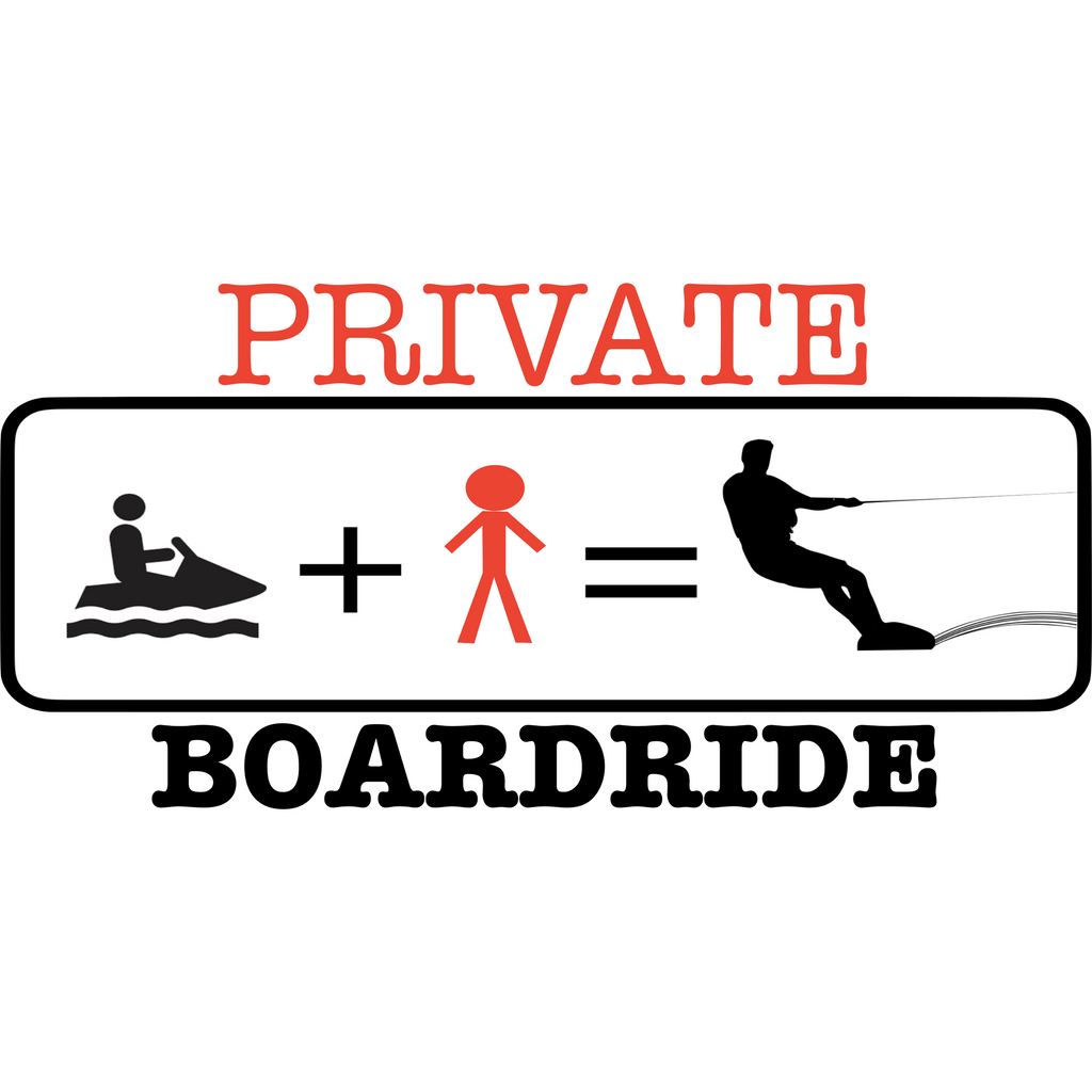 Private Board Ride Lesson (one hour) | Force Kite & Wake