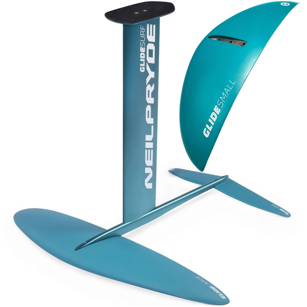 Neil Pryde Glide S Package plus M or L Wing | Force Kite & Wake