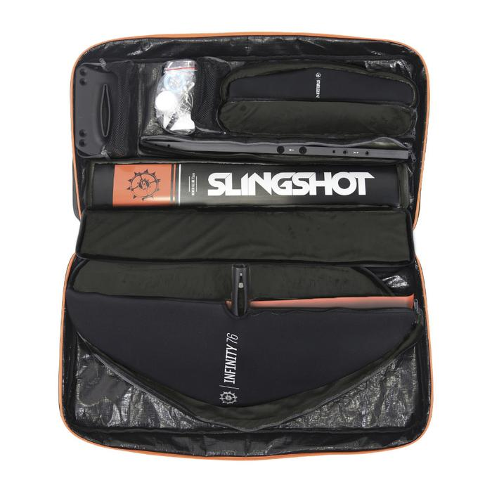 2020 Slingshot Hover Glide Case | Force Kite & Wake