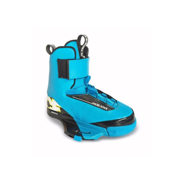 Liquid Force LFK Kiteboarding Bindings Blue | Force Kite & Wake