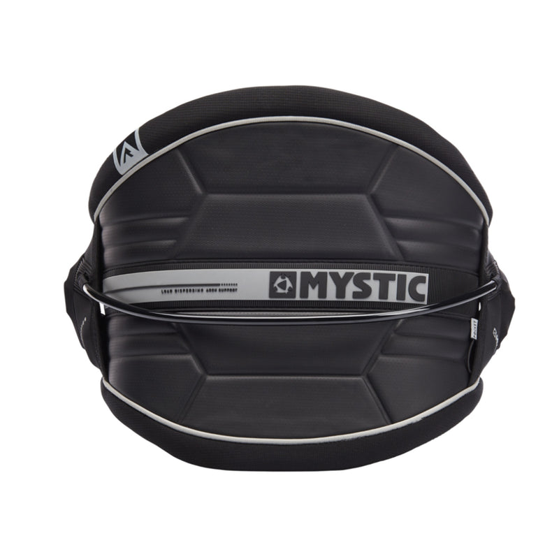 2019 Mystic Arch Waist Harness black | Force Kite & Wake