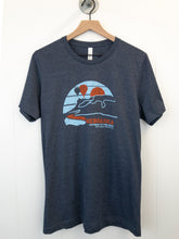 Gateway to the West Tee - Vintage Navy