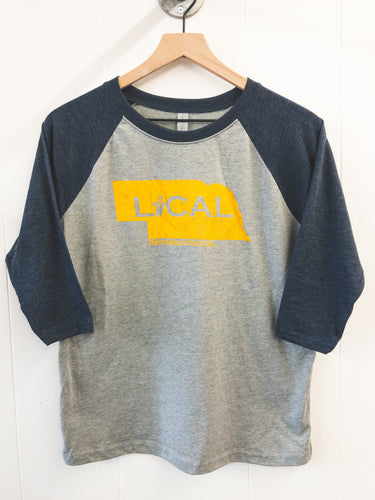Local Youth Baseball Tee