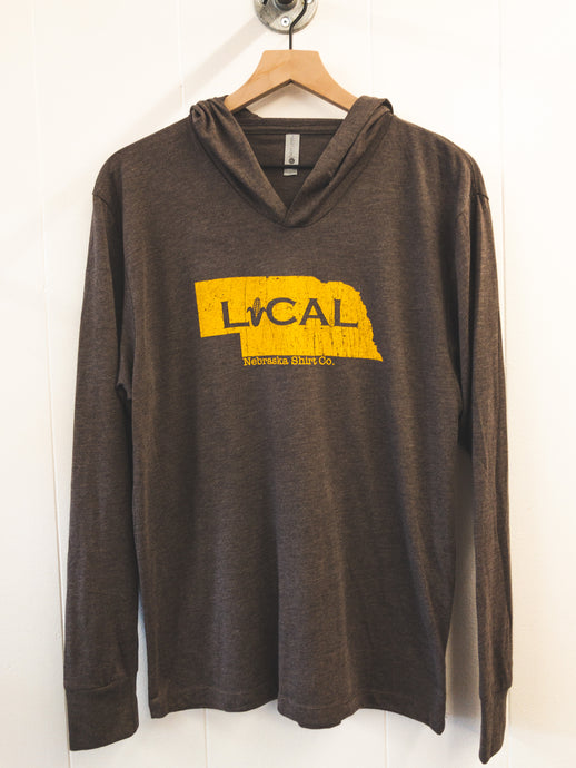 Local Hooded Unisex Pullover