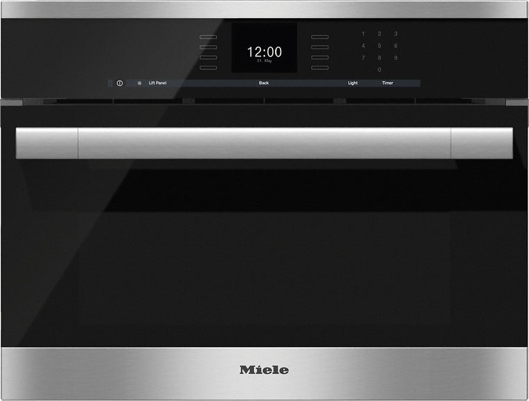 MIELE DGC 6500-1 Steam oven with XL cavity
