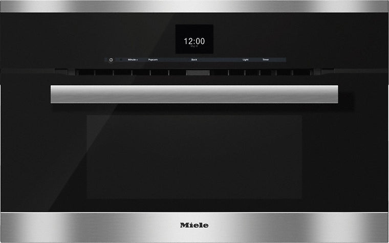 MIELE H 6670 BM 30 Inch Speed Oven